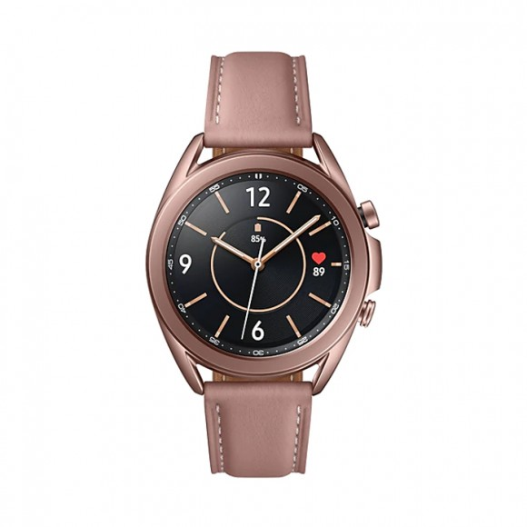 Умные часы Samsung Galaxy Watch3 SM-R850 41 мм (Бронзовый, Bronze)