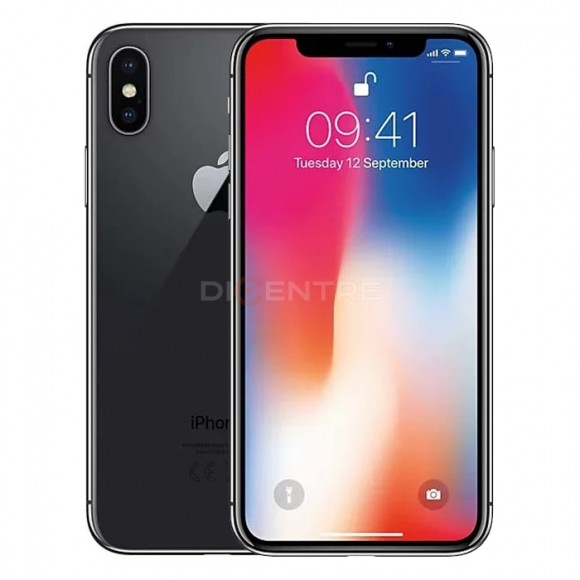 iPhone X 256Gb A1901 (темно-серый, Space Gray)