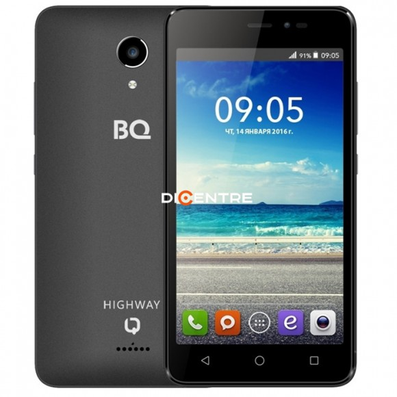 BQ 5025 HighWay (Black)